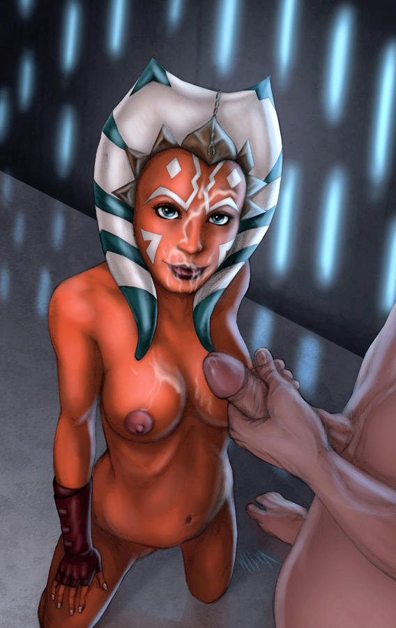 These Star Wars XXX hookers cannot wait for a bit ofcock-to-pussy kind of ...