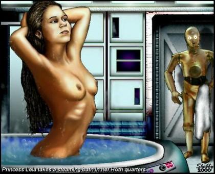 Aayla porn star secura nude wars