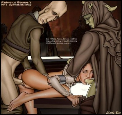 Anamated Star Wars The Clone Wars Sex