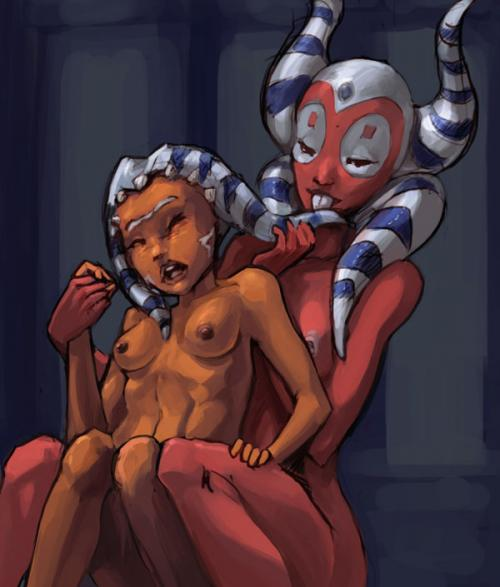 star wars girl porno